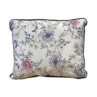 Secret Garden Cushion - Pink