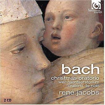 Bach, J.S. / Jacobs - Christmas Oratorio [CD] USA import