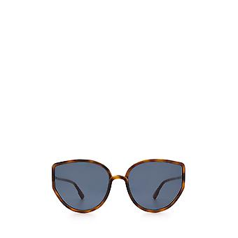 Dior SOSTELLAIRE4 havana female sunglasses