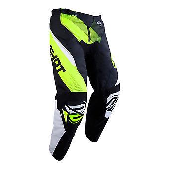 Shot Devo Ultimate Yellow Kids MX Pants