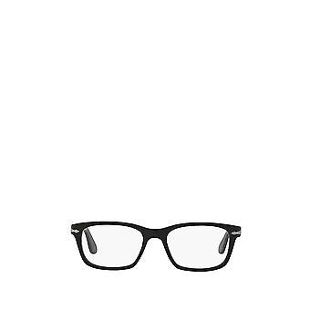 Persol PO3012V matt svart hanglasögon