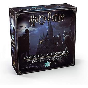 Dementors for Galtvort 1000pc Puslespill Av Noble Collection
