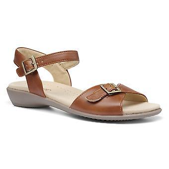 Hotter Women's Tropic II Slim Fit Buckle Fastening Open Toe Sandals