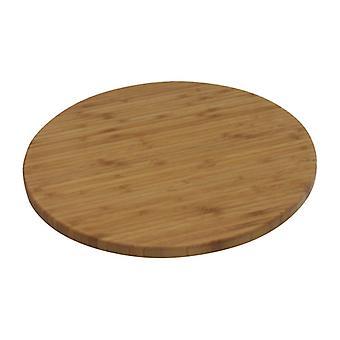 Fsc® houten bamboe draaiplaat / draaiplateau