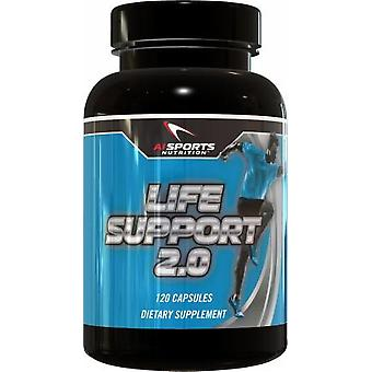 AI Sports Nutrition Life Support 2.0 120 Capsules