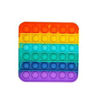 Push Bubble Fidget Sensory Toy - Autism Special Needs Stress Reliever