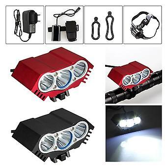 3 x  T6 LED Headlight Front Bike Bicycle HeadLamp Head Light
