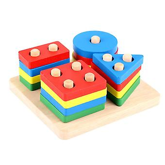 Learning Education Wooden Toy