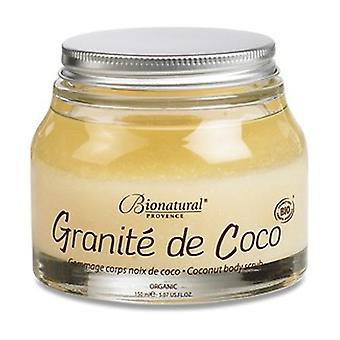 Coconut granita 150 ml