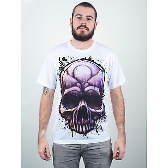 Grindstore Herren gemalt Tod T-Shirt