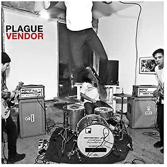 Plague Vendor - Free To Eat (Clear Red Vinyl) [Vinyl] USA import