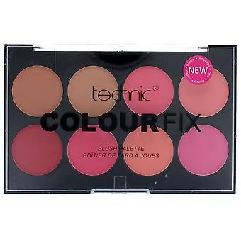 TECHNIC kleur Fix Blush palet