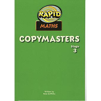 Rapid Maths Stage 3 Teachers Guide by Rose Griffiths