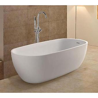 Kylpyhuone vapaasti tukeva kiinteä surffikivi kylpyamme corian liottaa
