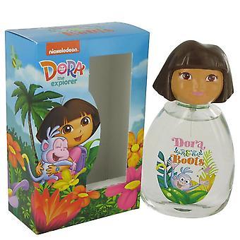 Dora and boots eau de toilette spray by marmol & son 540395 100 ml
