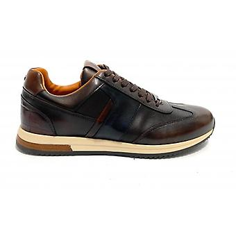 Men's Shoe Ambitious 10967 Sneaker Running Color Brown U21am11