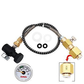 Sodastream Club, Karbondioksid Sylinder Tank, Påfylling Adapter, Lading Adapter