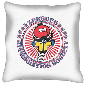 The Magic Roundabout Zebedee Appreciation Society Cushion