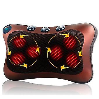 Hanriver multifunktionale Massagen elektrische allgemeine Haushalt Auto Massager Hals Lendenwirbel Rücken Nacken Massage Kissen