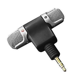3,5 mm TRS Fişli Mini Mikrofon