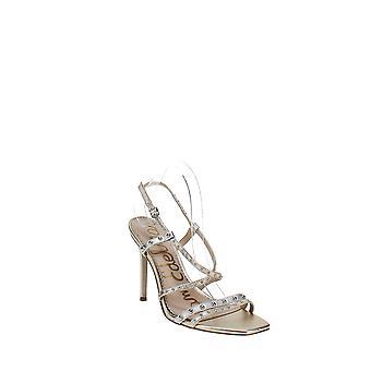 Sam Edelman | Lennox Leather Studded Dress Sandals