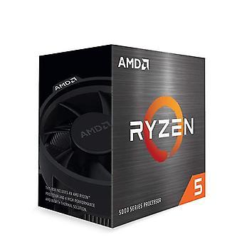 Amd Ryzen 5 5600X Zen 3 Cpu 6C Total Cache 35Mb Wraith Stealth Cooler