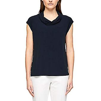 s.Oliver BLACK LABEL T-Shirt Kurzarm, 5959 Dark Navy, 34 Woman(2)