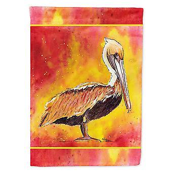 Caroline's Treasures 8344Gf Pelican Flag, Piccolo, Multicolore