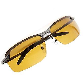 Mænd polariseret kørsel solbriller, Night Vision beskyttelsesbriller