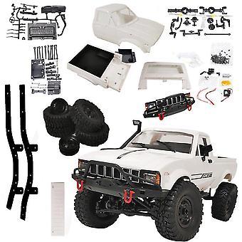 Wpl C24-1 Fjernkontroll Bil Full skala Firehjulsdrift Terrengbil