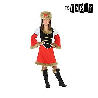 Costume pour enfants femme russe (2 Pcs)