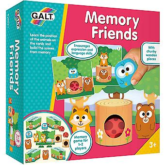 Memory Friends Play & Learn Toy
