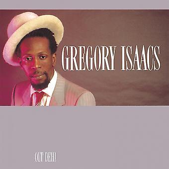 Gregory Isaacs - Ut Deh! vinyl