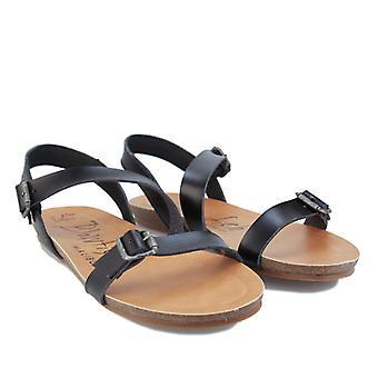Women's Blowfish Malibu Gallup Sandals in Black