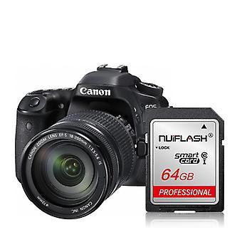 SD Card 64GB Class10 SDHC Memory Card SD Flash Card for Camera
