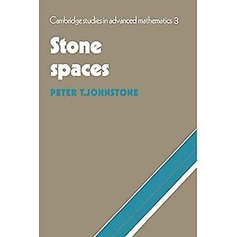 Stone Spaces (Cambridge Studies in Advanced Mathematics) (Cambridge Studies in Advanced Mathematics)