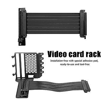 حامل بطاقة الرسومات العمودية موقف سطح المكتب حالة بطاقة فيديو