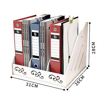 Nordic التخزين مربع الإبداع مكتب مكتب القرطاسية مربع الرف كتاب كتاب وثيقة علبة ملف الرسالة