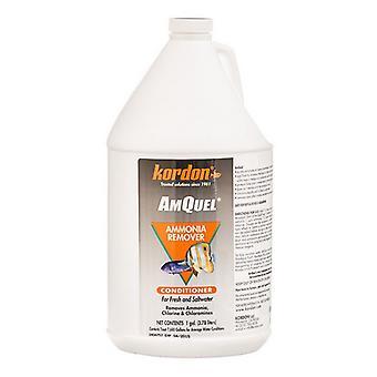 Kordon AmQuel Ammonia Remover Water Conditioner - 1 Gallon