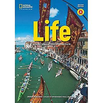 Life Pre-Intermediate Student's Book Split A with App Code