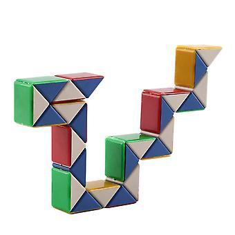 צורת סרגל קסם שינוי קוביה פאזל אינטליגנציה Iq אופנה צעצוע מתנה