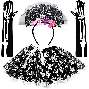 Halloween Costume Veil Headpieces
