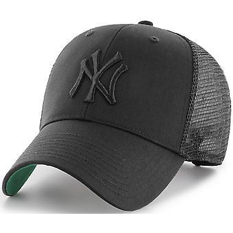 47 Brand New York Yankees Branson MVP Trucker Cap Nero 99