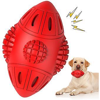 Hračky pro psy téměř nezničitelné tvrdé pískající pes žvýkací hračka