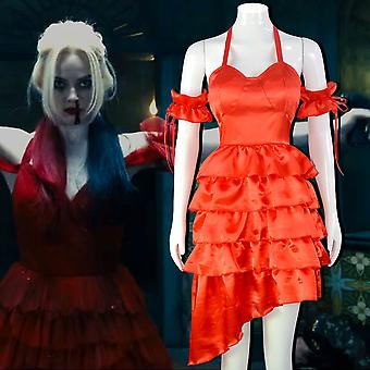 Task Force X: Full Assembly Suicide Squad 2 Harley Quinn Harley Quinn Halloween Coswear