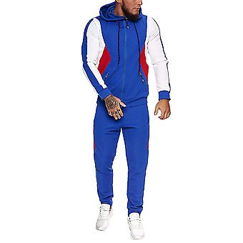 Men's Hooded Sports Jacket And Pant