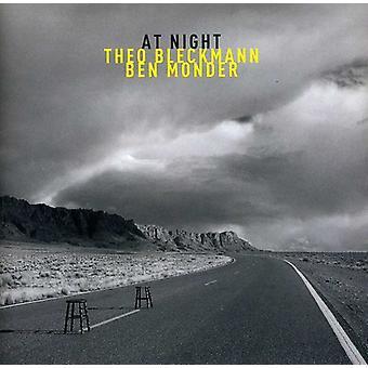 Bleckmanno/Monder - At Night [SACD] USA import