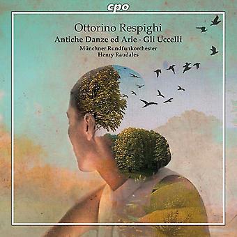 Respighi / Muenchner Rundfunkorchester - Antiche Danze Ed Arie - Gli Uccelli [SACD] USA import