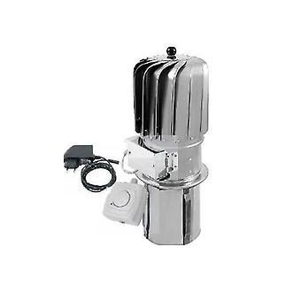 150mm stal nierdzewna Turbowent wentylacji przędzenia komina komin silnik elektryczny