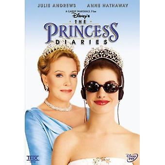 Importer des Princess Diaries [DVD] é.-u.